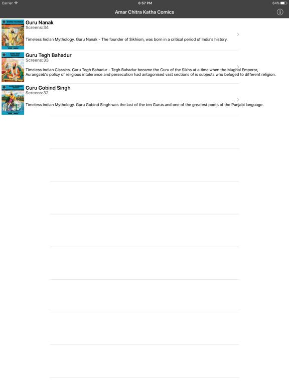 Sikh Gurus Digest - Amar Chitra Katha Comics | App Price Drops