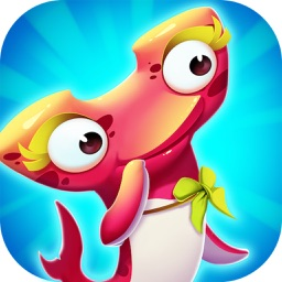 Shark Boom -Challenge Global Friends with your Pet