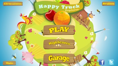 Screenshot #1 pour HappyTruck: Explorer Lite