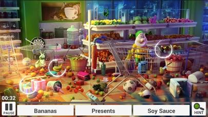 宝探しスーパーマーケット - の隠しアイテム探しゲームのスクリーンショット3