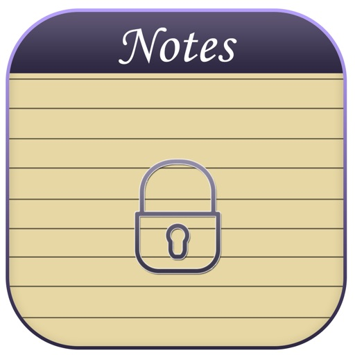 Notes Locker - Keep Your Data Password Protected