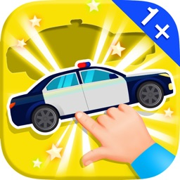Baby Puzzles: Cars Matching Game