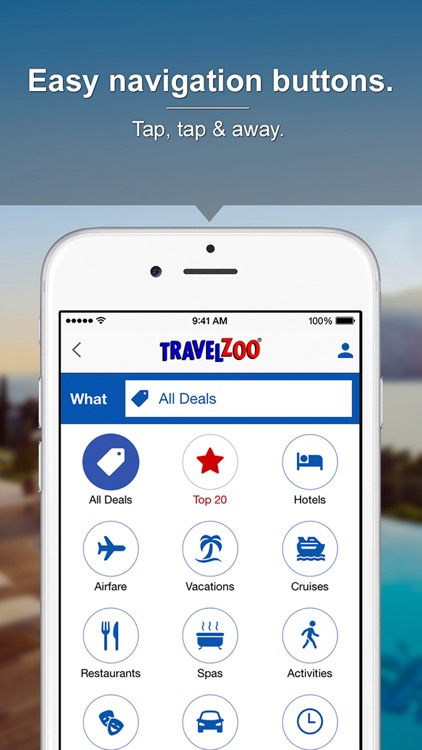 Travelzoo: Deals on Hotels, Flights, Dining & More screenshot-4