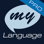 myLanguage Pro - Voice and Text Translator icon