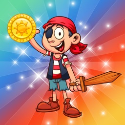 Pirate Pop Bubble Shooter - Popping Color Balls