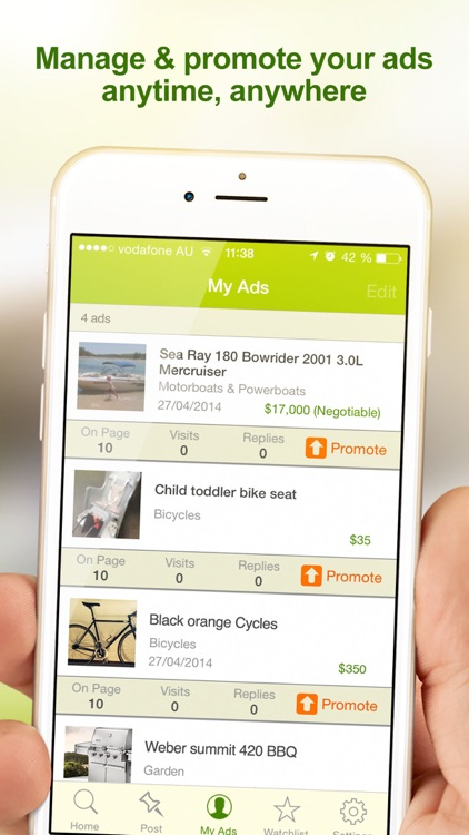 Gumtree Australia: Local Classifieds, For Sale Ads app image
