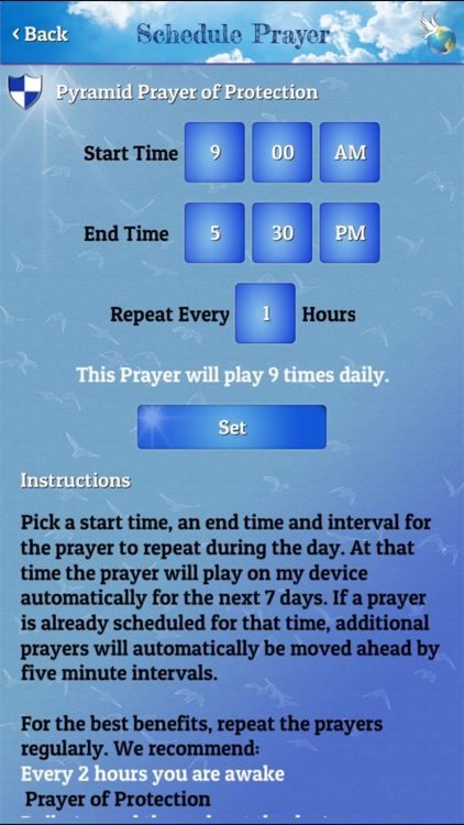 CM Prayers screenshot-3