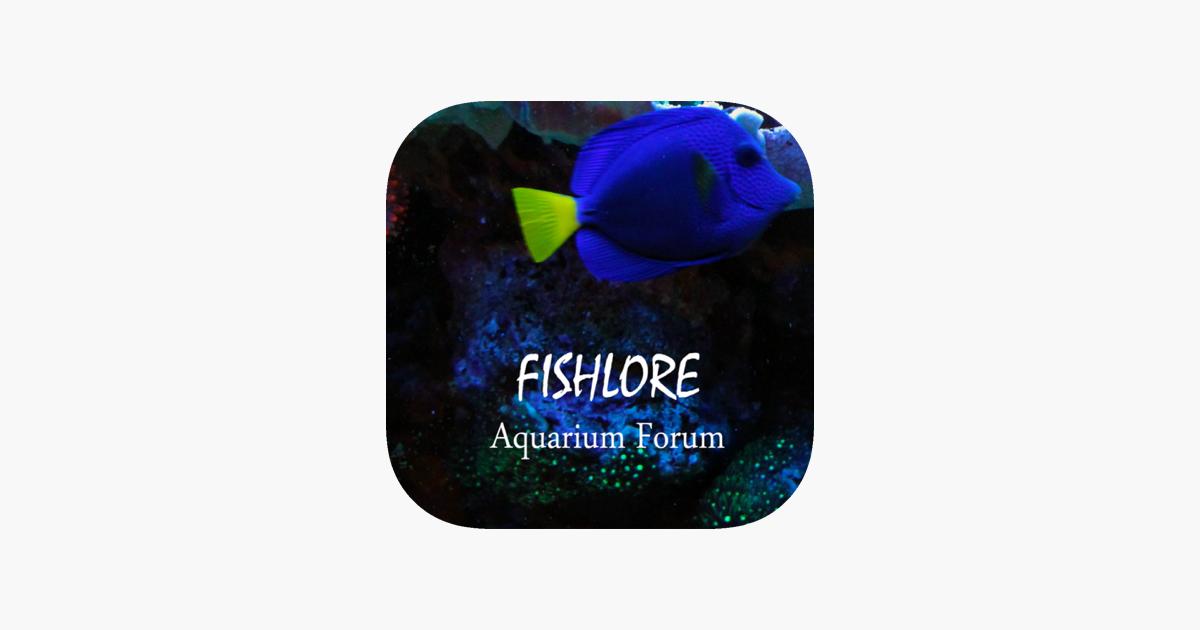 Fishlore Aquarium Fish Forum on the App Store