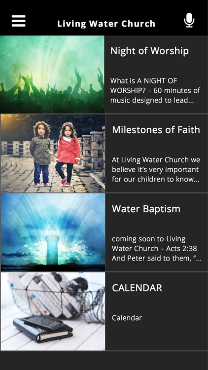 Living Water Church Riverhead screenshot-3