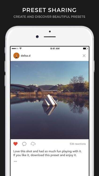 Creatic - Photo Editor, Filters & Effects Sharing screenshot-3