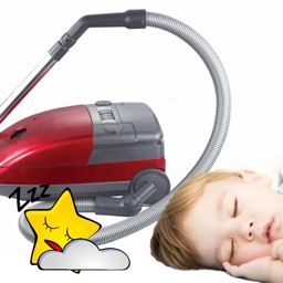 Baby Sleeping Vacuum Cleaner   calming your babies
