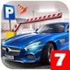 Multi Level 7 Car Parking Garage Park Training Lot - iPhoneアプリ