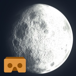 VR Reality Moon for Google Cardboard - VR Apps