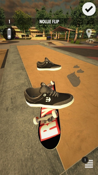 Screenshot for Skater - Skate Legendary Spots in Switzerland App Store