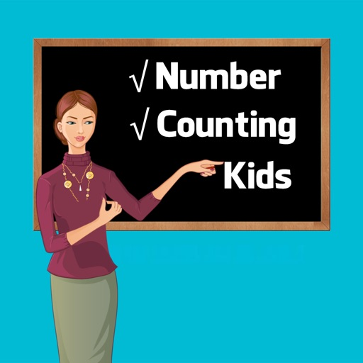 Learning Numbers, Counting With Kids