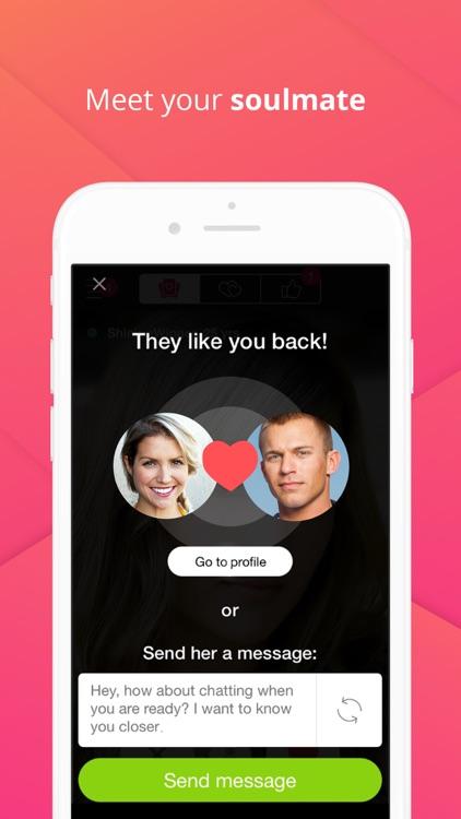 Uniform Dating screenshot-3