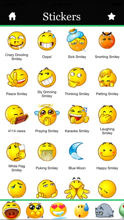 Stickers Packs screenshot-3