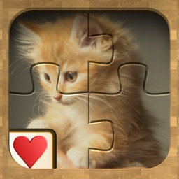 Jigsaw Solitaire Pets