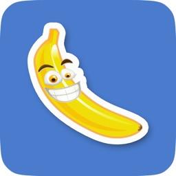 Animated Banana Emoji