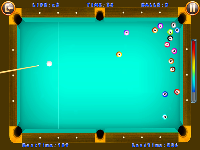 Billiards 8 Ball , Pool Cue Sports Champion, game for IOS