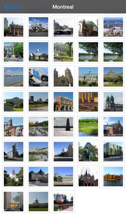 Montreal Offline Map City Guide screenshot-4
