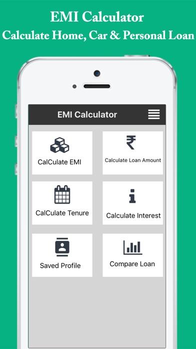 EMI Calculator - Easy EMI,Loan,Interest Calculator - App - Mobile Apps