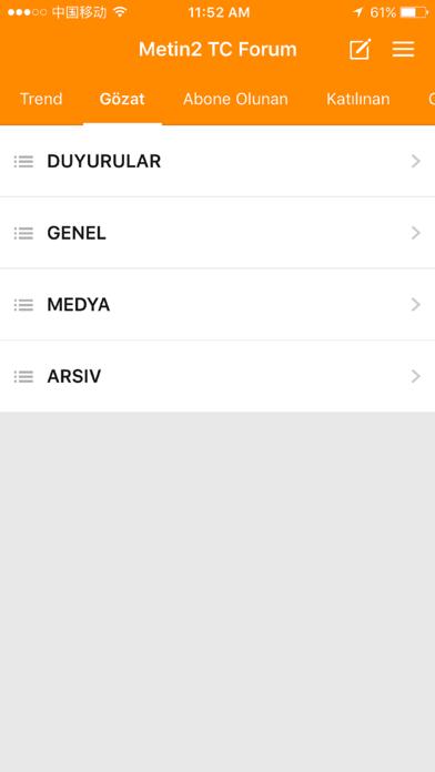 Metin2 TC Forum screenshot 1
