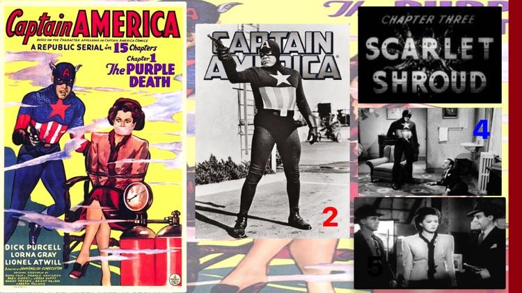 CLASSIC Captain America 1944