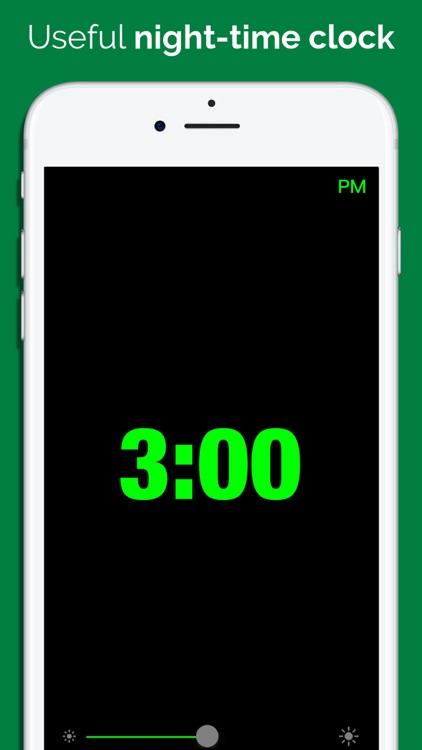 Light Alarm screenshot-4