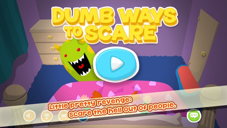 Dumb Ways To Scare:Think Outside The Box