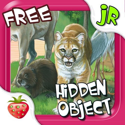 Hidden Object Game Jr FREE - Habitat Spy