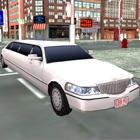 Dream City Limo Conducción Simulación 2017 icon