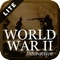 A very comprehensive App on World War II made specifically for the iPad