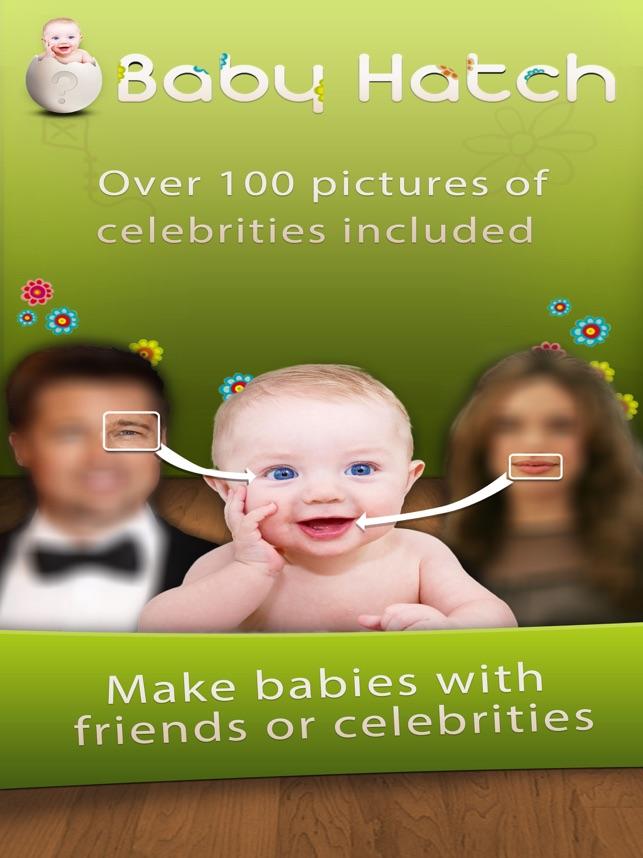 Какой будет ребенок по двум фото