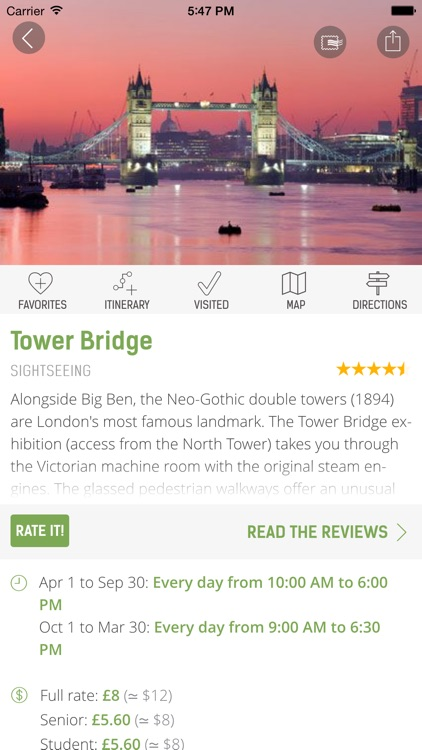 London Travel Guide (with Offline Maps) - mTrip screenshot-4