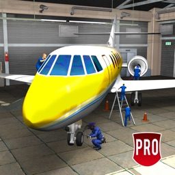 Airplane Mechanic Simulator PRO: Workshop Garage