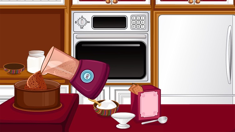 Cooking Frenzy : Cake Maker Cooking Games for girl screenshot-3