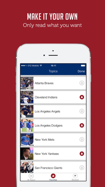 Sportfusion - Unofficial MLB News Edition