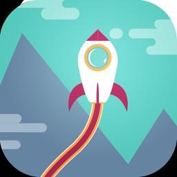 Dashy Rocket Spaceship Launcher