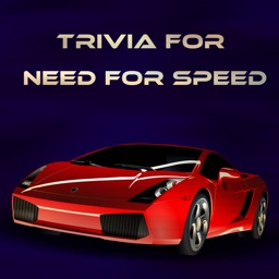 Trivia for Need for Speed - Racing Quiz Game