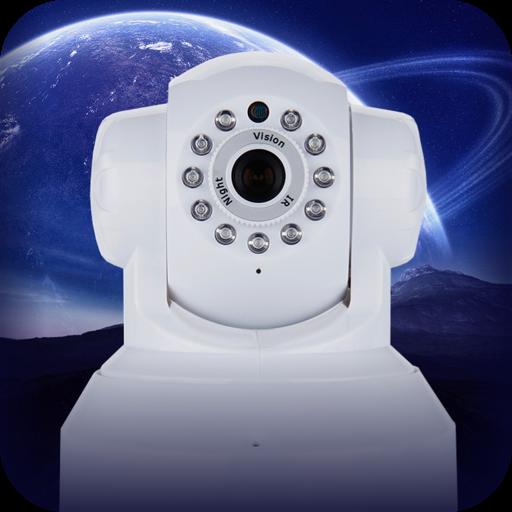 IPCamViewer - P2P H.264/MJPEG with AV Recording