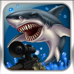 Sea Shark 3D Hunting Pro – Wild Shark Chase