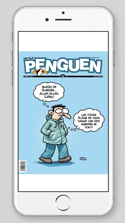 Penguen e-Dergi screenshot-2