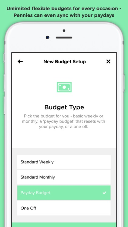 Pennies – Budget and Expenses screenshot-3