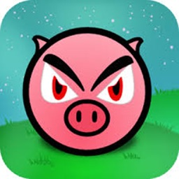 Pig Racing : Fart Your Way To The Finish Line!