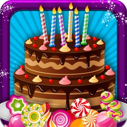 Birthday Party Cake- Dessert Cooking Games