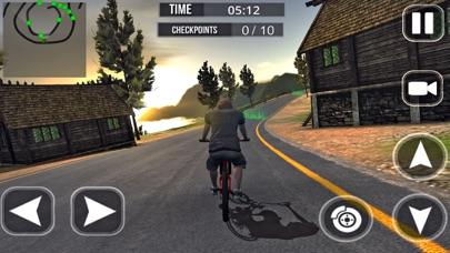 マウンテンバイクシミュレータ フリースタイル BMX ゲームのおすすめ画像4