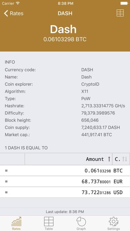 MyCC - My CryptoCurrencies screenshot-3