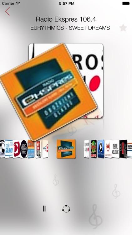 Slovene Radio LIve - Internet Stream Player screenshot-3