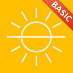 Daylight BASIC - Sunrise and Sunset